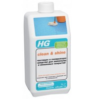 Средство для защиты и блеска винила и линолеума HG