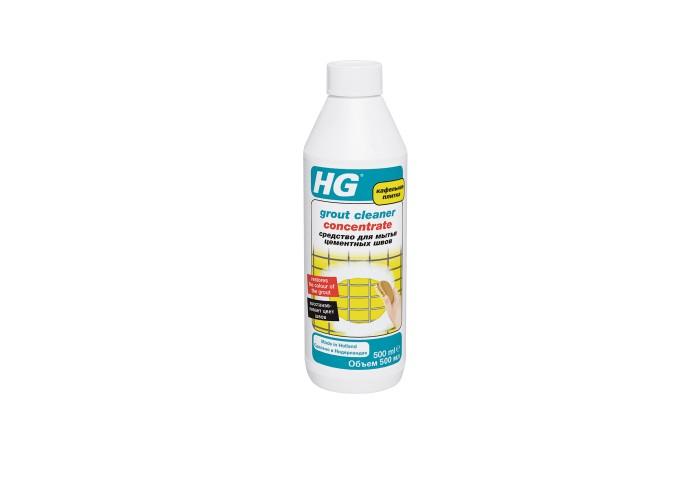 Средство для мытья цементных швов HG 500мл