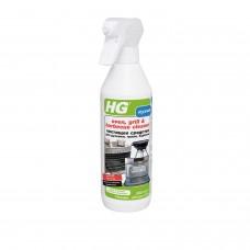 Чистящее средство для духовки, гриля и барбекю HG 500мл