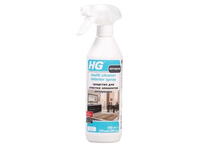 Средство для очистки элементов интерьера HG 500мл