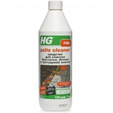 Средство для очистки брусчатки, бетона и тротуарной плитки HG 1л