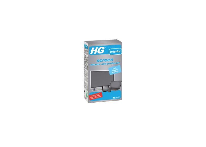 Средство для очистки и ухода за экранами мониторов HG (10 салфеток)