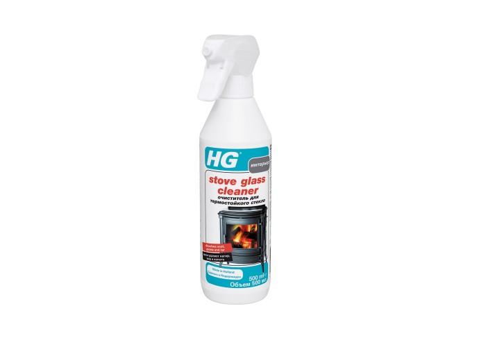 Очиститель для термостойкого стекла HG 500мл