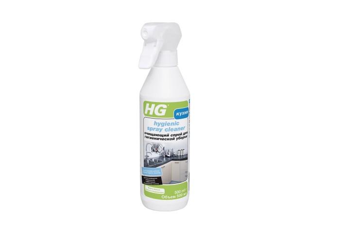 Очищающий спрей для гигиенической уборки HG 500мл