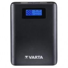 Аккумулятор Varta портативный Lcd Power Bank 7800 + кабель для зарядки, 7800 МАЧ