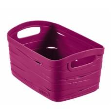 Корзинка Ribbon XS Curver фиолетовая