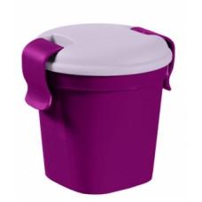 Контейнер Lunch & Go малый фиолетовый