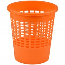 Корзина для бумаг Curver Basic mix оранжевый/зеленый
