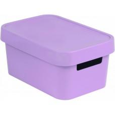 Коробка Infinitiс крышкой 4,5 л розовая