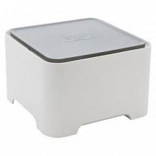 Контейнер E-box M белый/серый