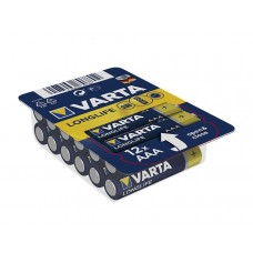 Батарейка VARTA LONGLIFE 12 AAA в коробке 12шт LR03