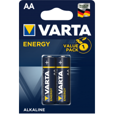 Батарейка 2шт VARTA ENERGY AA LR6