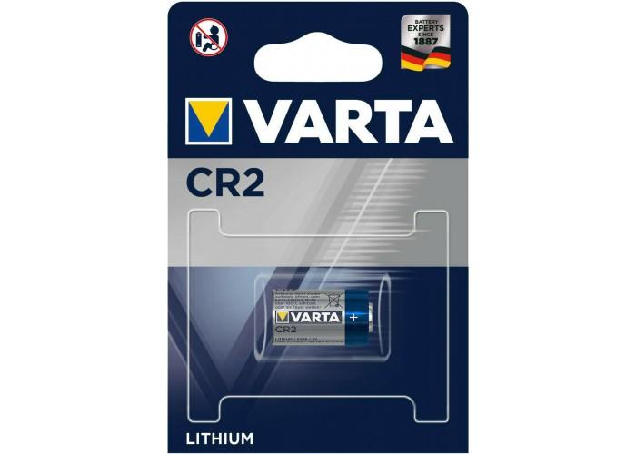Батарейка 1шт VARTA LITHIUM CR2 3V