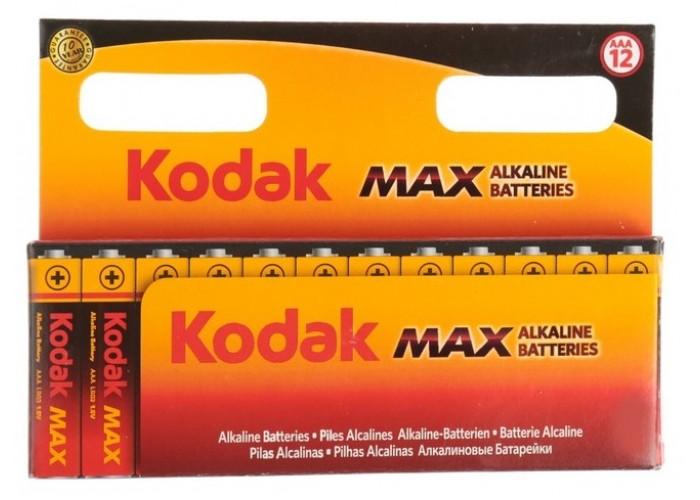 Батарейка Kodak MAX LR03 AAA (12шт. в упаковке)