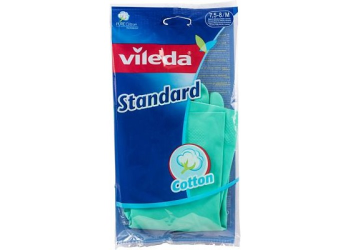 "Перчатки VILEDA ""Стандарт"" сред."